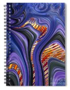 Transfusion Spiral Notebook