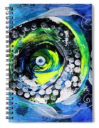 Transsexual Echo Fish Spiral Notebook