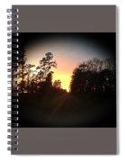 Traveled Road Spiral Notebook