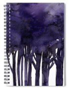 Tree Impressions 1g Spiral Notebook