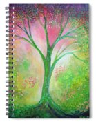 Tree Of Tranquility Spiral Notebook
