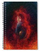 Tremors Spiral Notebook