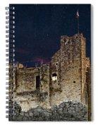 Trim Castle Spiral Notebook