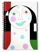 Tristesse Spiral Notebook