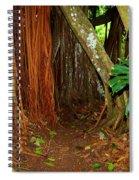 Tropical Corner Spiral Notebook