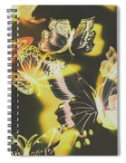 Tropical Glow Spiral Notebook