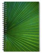 Tropical Leaf Spiral Notebook