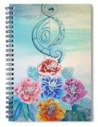 Tropicana Meets Pacifica Spiral Notebook