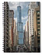 Trump Tower Spiral Notebook