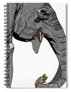 Trunk King Spiral Notebook
