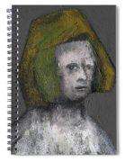 Tudor Portrait Spiral Notebook