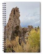 Tufa Of Mono Lake Spiral Notebook