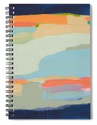 Two Beige Dogs Spiral Notebook