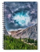 Two Billion Years In The Making Spiral Notebook