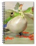 Two Princes Spiral Notebook