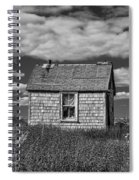 Two Sheds In Blue Rocks #2 Spiral Notebook