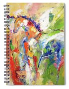 Two Together Always Spiral Notebook