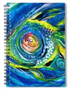 Two Wishes Spiral Notebook