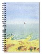 Tybee1 Spiral Notebook