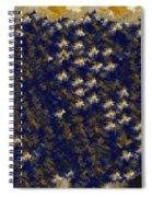 ucla Inspired Spiral Notebook