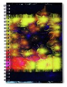 Uncaged And Unafraid - Breaking The Gridlock Of Hate Number 3 Spiral Notebook