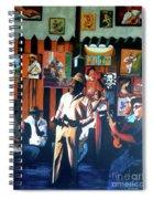 Uncle Bar Spiral Notebook