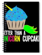 Unicupcake Spiral Notebook
