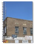 Union Market Washington Dc Wholesale Butcher Shop Spiral Notebook