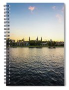 University Tampa Spiral Notebook