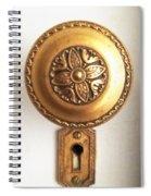 Unlock Me Spiral Notebook