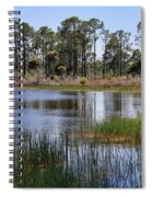 Untouched Nature Spiral Notebook