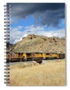Up 5852 Spiral Notebook