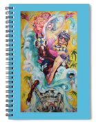 Uplyfted  Spiral Notebook