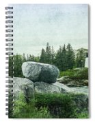 Upon This Rock Spiral Notebook
