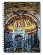 Upper Deck Spiral Notebook