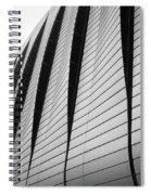 Urban Achitecture 2 Spiral Notebook