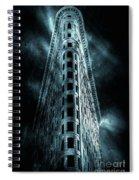 Urban Grunge Collection Set - 07 Spiral Notebook