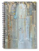 Urban Reflections II Day Version Spiral Notebook
