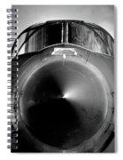 Usaf B1b 1 Spiral Notebook