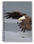 Valdez Eagle One Spiral Notebook