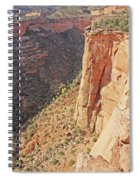 Valley Colorado National Monument 2884 Spiral Notebook