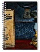 Vapo-cresolene Vaporizer Respiratory Remedy Spiral Notebook