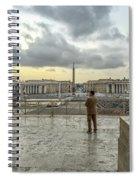 Vaticani View Spiral Notebook