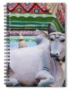 Vedagiriswarar Temple Spiral Notebook