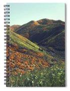 Velvet Hills Spiral Notebook