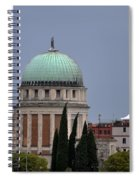 Venetian Skyline Spiral Notebook
