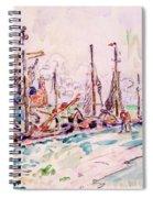 Venice - Digital Remastered Edition Spiral Notebook