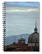 Venice Tower And Dome Spiral Notebook