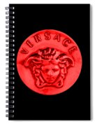 Versace Jewelry-5 Spiral Notebook