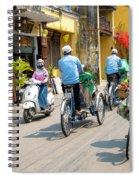 Vietnam Street Spiral Notebook